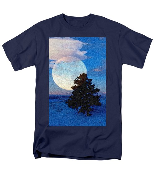 Surreal Winter Men's T-Shirt  (Regular Fit) by Ruanna Sion Shadd a'Dann'l Yoder