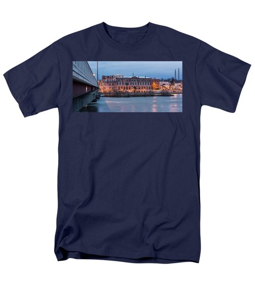 Men's T-Shirt  (Regular Fit) featuring the photograph The Allure Of Old by Everet Regal