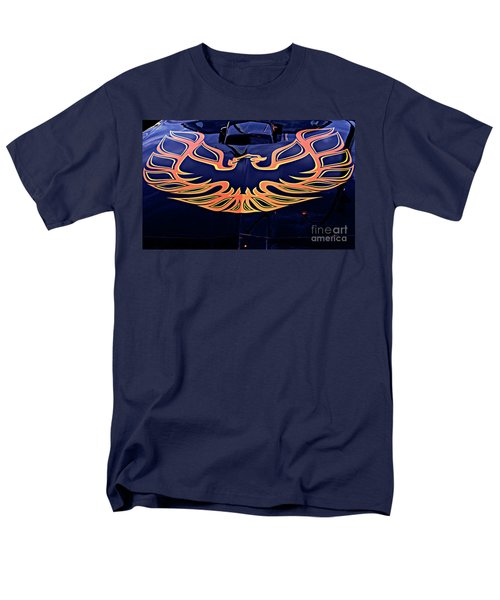 The Bird - Pontiac Trans Am Men's T-Shirt  (Regular Fit) by Jane Eleanor Nicholas