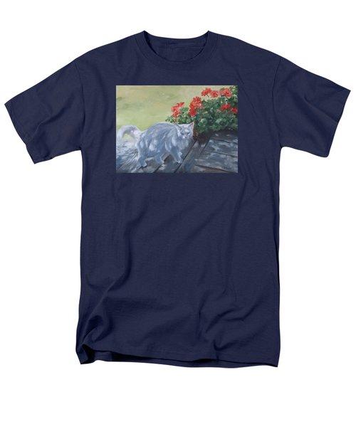 A Feral Cloud Men's T-Shirt  (Regular Fit) by Connie Schaertl