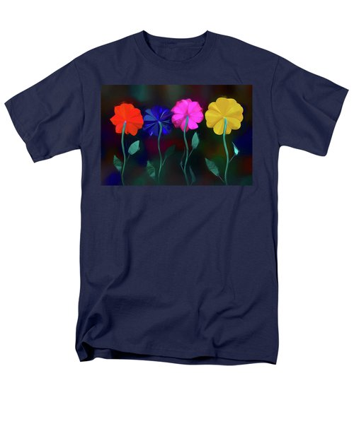 Men's T-Shirt  (Regular Fit) featuring the photograph The Garden by Paul Wear