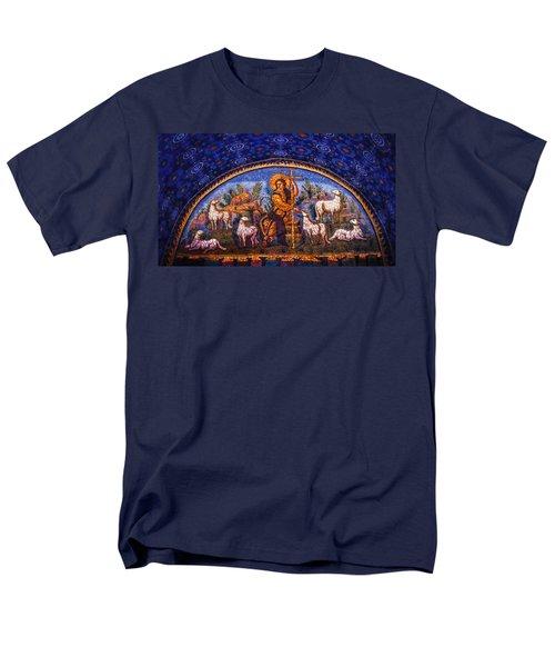 The Good Shepherd Men's T-Shirt  (Regular Fit)