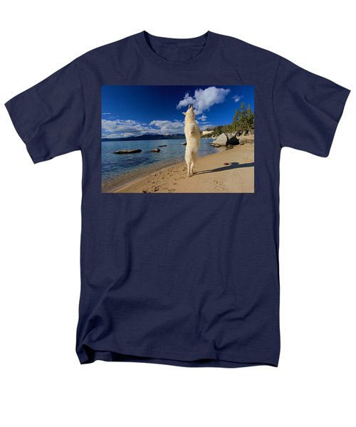 The Joy Of Being Well Loved Men's T-Shirt  (Regular Fit) by Sean Sarsfield