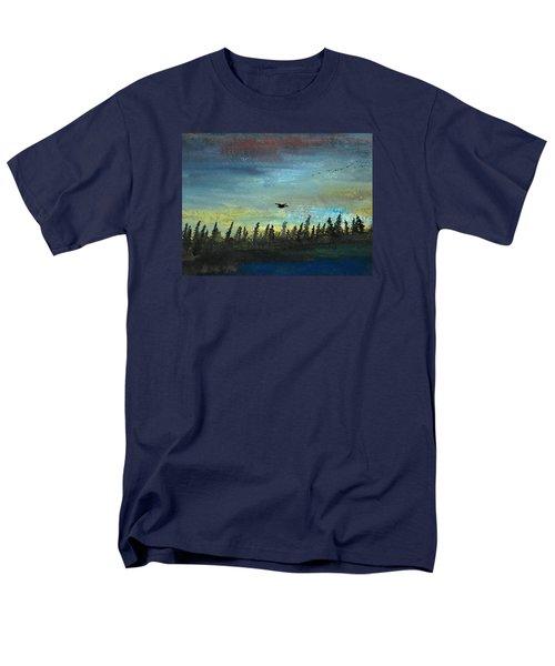 The Loner Men's T-Shirt  (Regular Fit) by R Kyllo