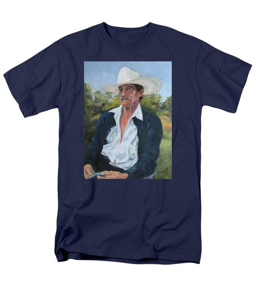 The Man From The Valley Men's T-Shirt  (Regular Fit) by Connie Schaertl