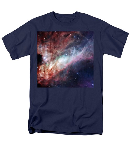 Men's T-Shirt  (Regular Fit) featuring the photograph The Omega Nebula by Eso