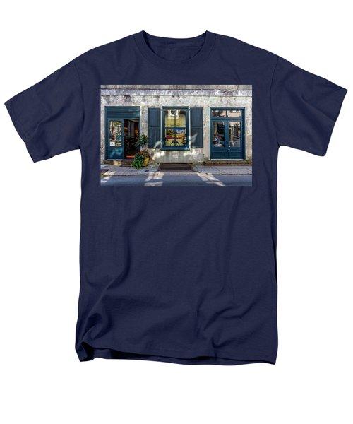 The Streets Of Charleston Men's T-Shirt  (Regular Fit) by Menachem Ganon