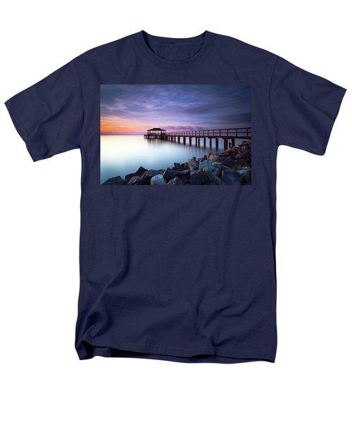 The Sun Watcher Men's T-Shirt  (Regular Fit) by Edward Kreis