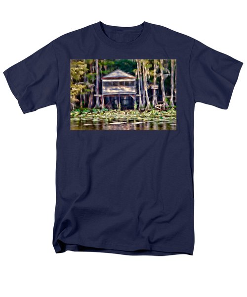 The Tea Room Men's T-Shirt  (Regular Fit) by Lana Trussell