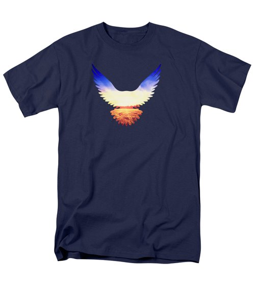 The Wild Wings Men's T-Shirt  (Regular Fit) by Philipp Rietz