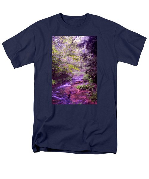 Men's T-Shirt  (Regular Fit) featuring the photograph The Wonder Of Nature by John Stuart Webbstock