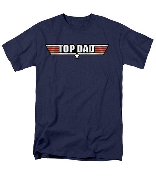 Top Dad Callsign Men's T-Shirt  (Regular Fit) by Fernando Miranda