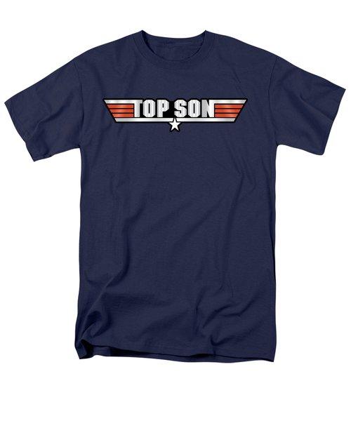 Top Son Callsign Men's T-Shirt  (Regular Fit) by Fernando Miranda