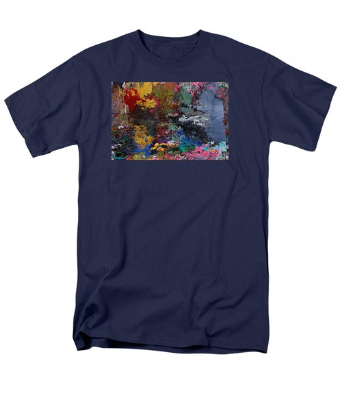 Tranquil Escape-1 Men's T-Shirt  (Regular Fit) by Alika Kumar