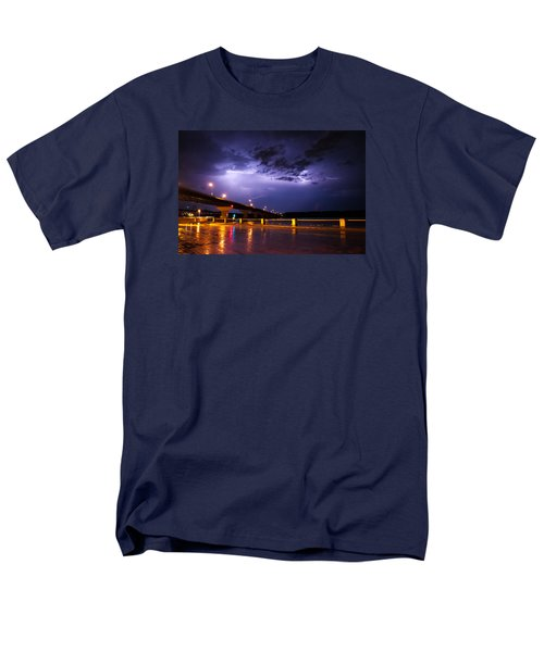 Troubled Skies Men's T-Shirt  (Regular Fit) by Joe Scott