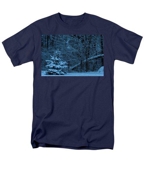 Twilight Snow Men's T-Shirt  (Regular Fit) by Trey Foerster