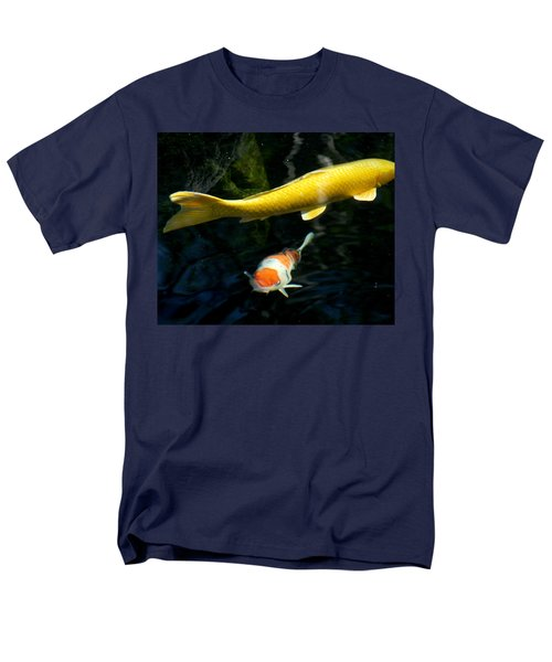 Men's T-Shirt  (Regular Fit) featuring the photograph Two Fish by Christopher Woods