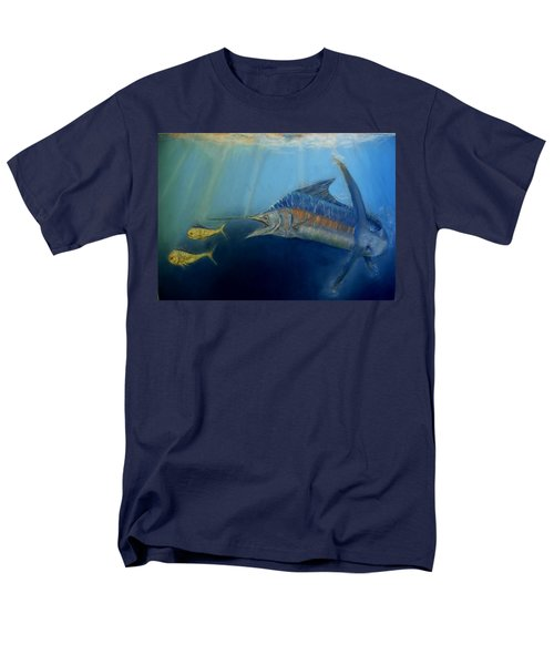 Two For Lunch Men's T-Shirt  (Regular Fit) by Ceci Watson