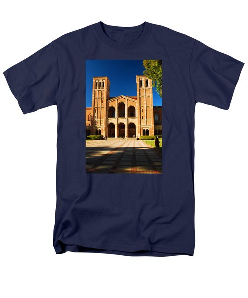 Men's T-Shirt  (Regular Fit) featuring the photograph Ucla by James Kirkikis