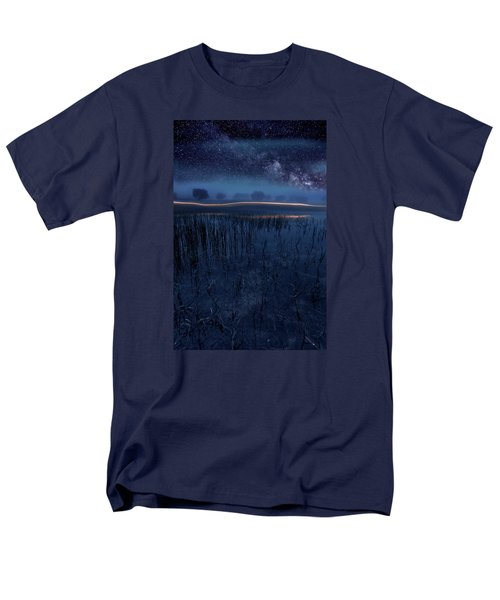 Under The Shadows Men's T-Shirt  (Regular Fit) by Jorge Maia