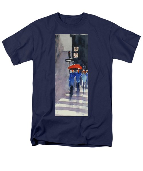 Union Square2 Men's T-Shirt  (Regular Fit) by Tom Simmons
