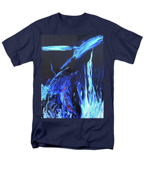 Vibrations Men's T-Shirt  (Regular Fit) by Ania M Milo