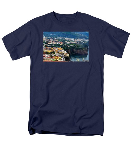 Men's T-Shirt  (Regular Fit) featuring the photograph View From My Window by Richard Ortolano