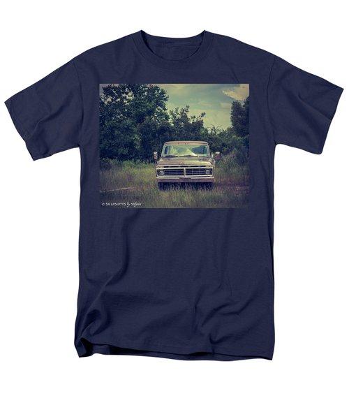 Waiting To Die Men's T-Shirt  (Regular Fit)