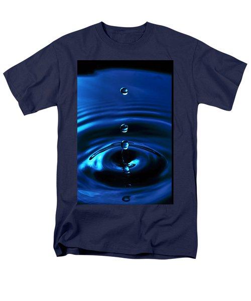 Water Drop Men's T-Shirt  (Regular Fit) by Marlo Horne
