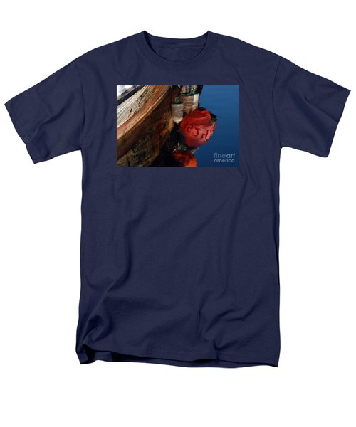 Bouy Reflection Men's T-Shirt  (Regular Fit) by Chuck Flewelling