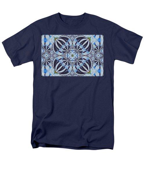 Winter Carnivale Men's T-Shirt  (Regular Fit) by Jim Pavelle