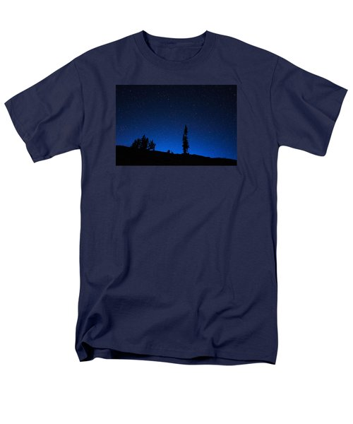 Men's T-Shirt  (Regular Fit) featuring the photograph Wonder In Wyoming by Serge Skiba