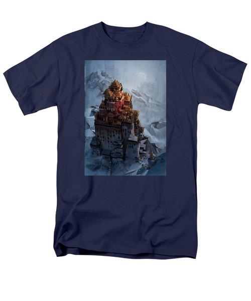 Wonders Holy Temple Men's T-Shirt  (Regular Fit)