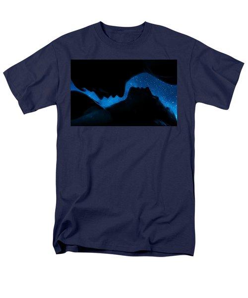 Ying-yang Men's T-Shirt  (Regular Fit) by Sue M Swank
