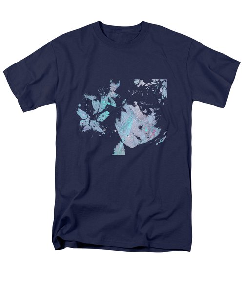 You'll See - Blue Men's T-Shirt  (Regular Fit) by Marco Paludet