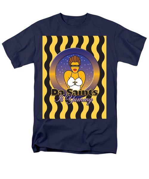 Yummy Men's T-Shirt  (Regular Fit) by Steve Ellis