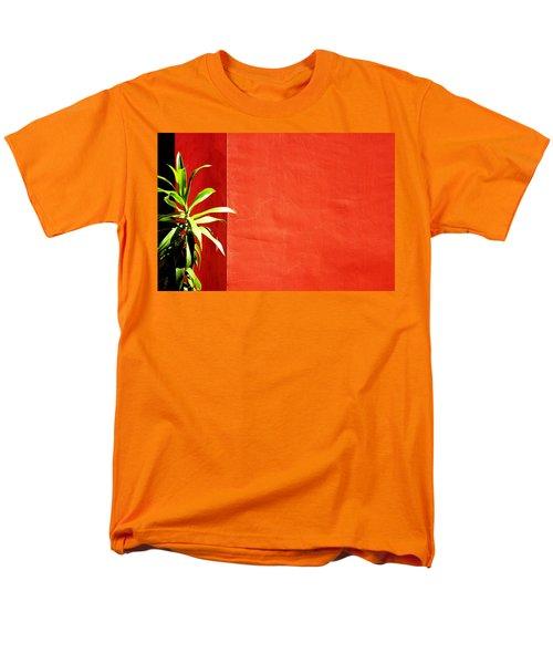 Challenging Circumstances Men's T-Shirt  (Regular Fit) by Prakash Ghai