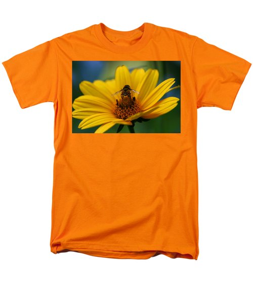 Busy Bee Men's T-Shirt  (Regular Fit) by Denyse Duhaime