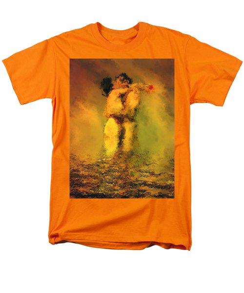 Lovers Men's T-Shirt  (Regular Fit) by Kurt Van Wagner