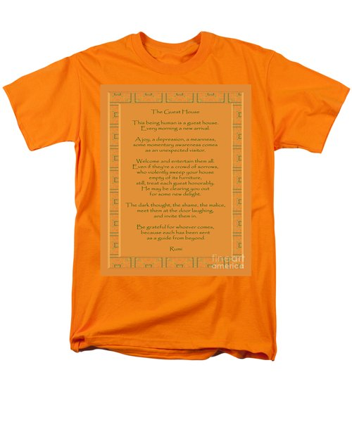 29- The Guest House Men's T-Shirt  (Regular Fit) by Joseph Keane