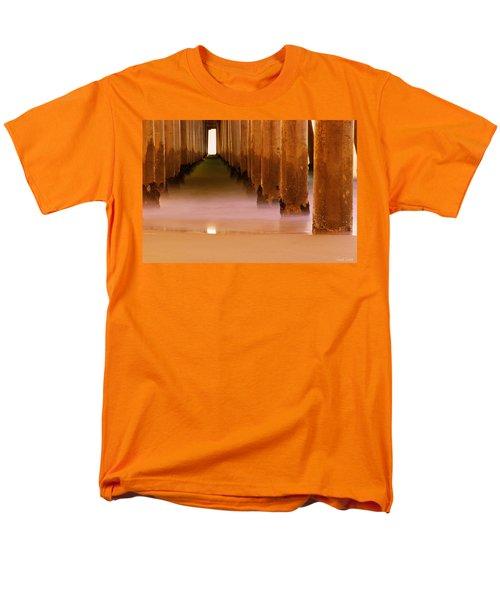 A Calm Surf City Men's T-Shirt  (Regular Fit) by Heidi Smith