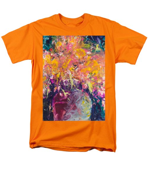 All Aglow Men's T-Shirt  (Regular Fit) by Lee Beuther