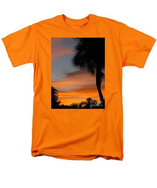Amazing Sunrise In Florida Men's T-Shirt  (Regular Fit)