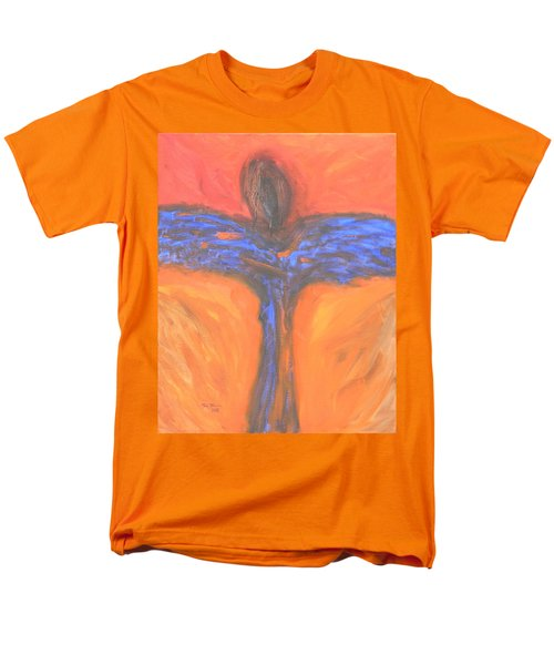 Angel Impression 1 Men's T-Shirt  (Regular Fit) by Mark Minier