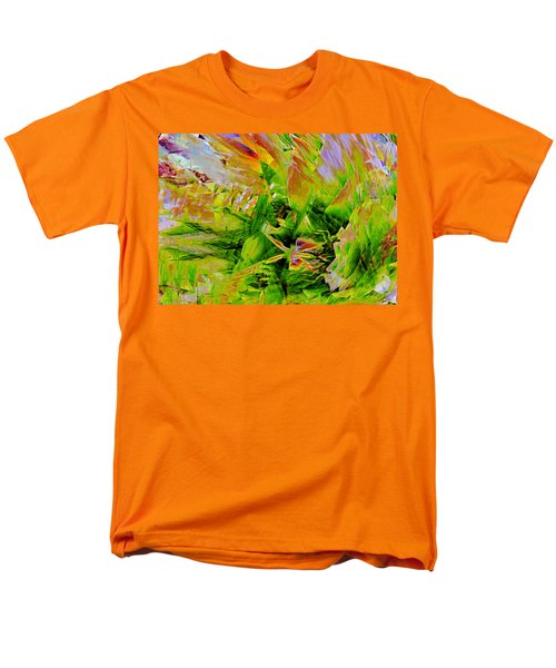 Aspidistral Butterfly Men's T-Shirt  (Regular Fit) by Stephanie Grant