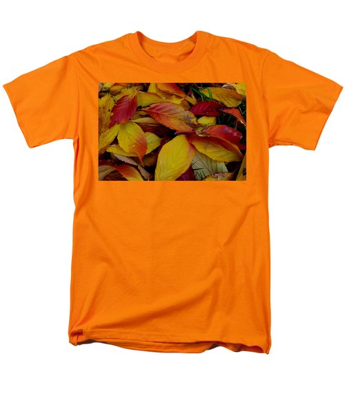 Autum Men's T-Shirt  (Regular Fit) by Barbara Walsh