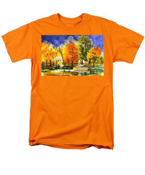 Autumn Gold 2 Men's T-Shirt  (Regular Fit) by Kip DeVore