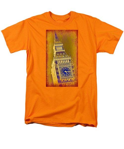 Big Ben 3 Men's T-Shirt  (Regular Fit) by Stephen Stookey