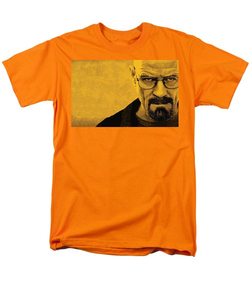 Breaking Bad Men's T-Shirt  (Regular Fit) by Gianfranco Weiss