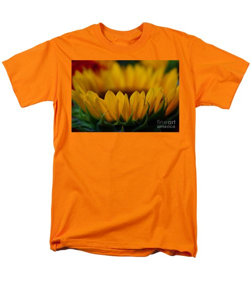 Men's T-Shirt  (Regular Fit) featuring the photograph Burning Ring Of Fire by John S